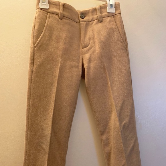 Janie and Jack Other - Janie and Jack boys wool pants